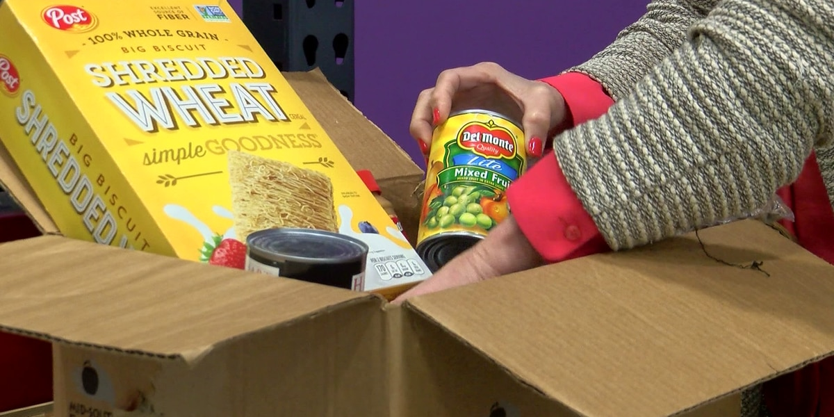 More locations added for mobile food bank drive-thrus due to COVID-19 outbreak
