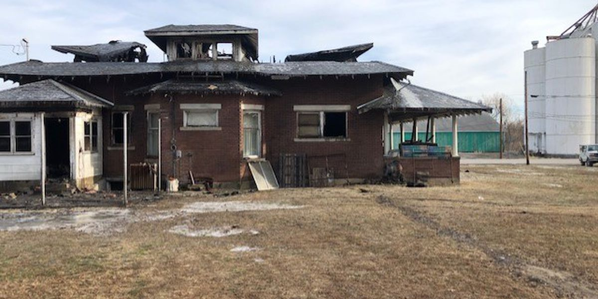Home considered 'total loss' after fire in St. Mary, Mo.