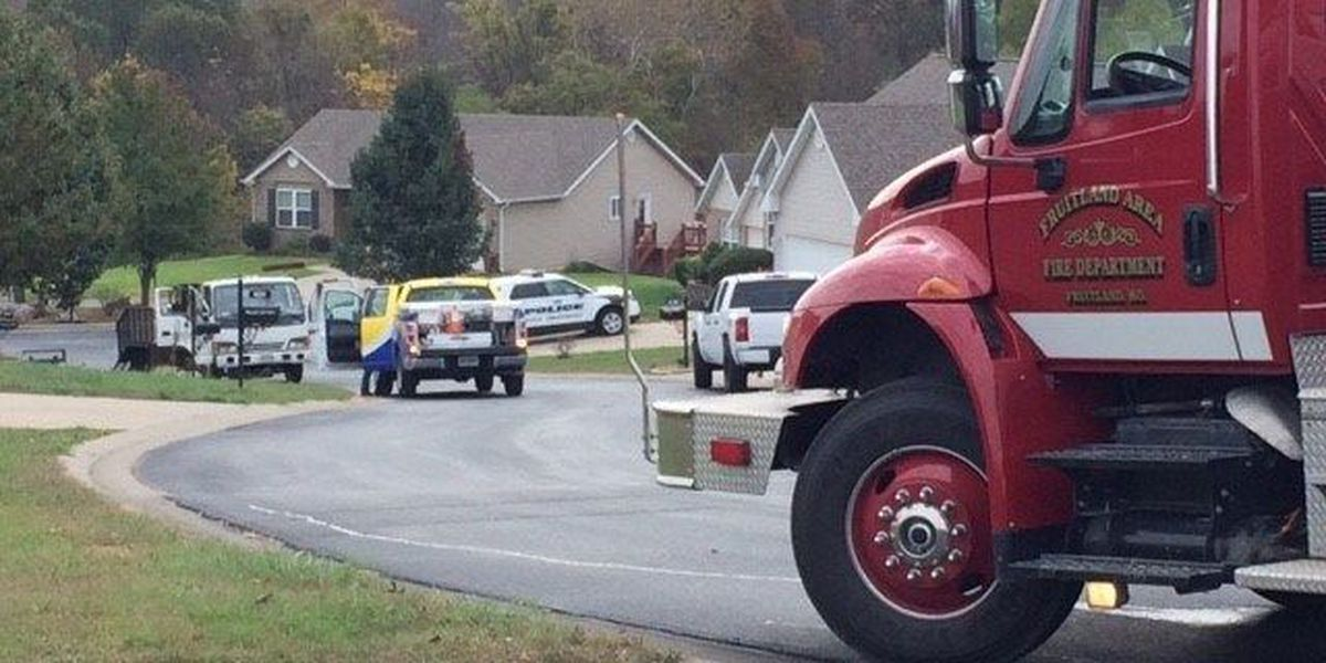 Gas leak in subdivision near Fruitland, MO now contained