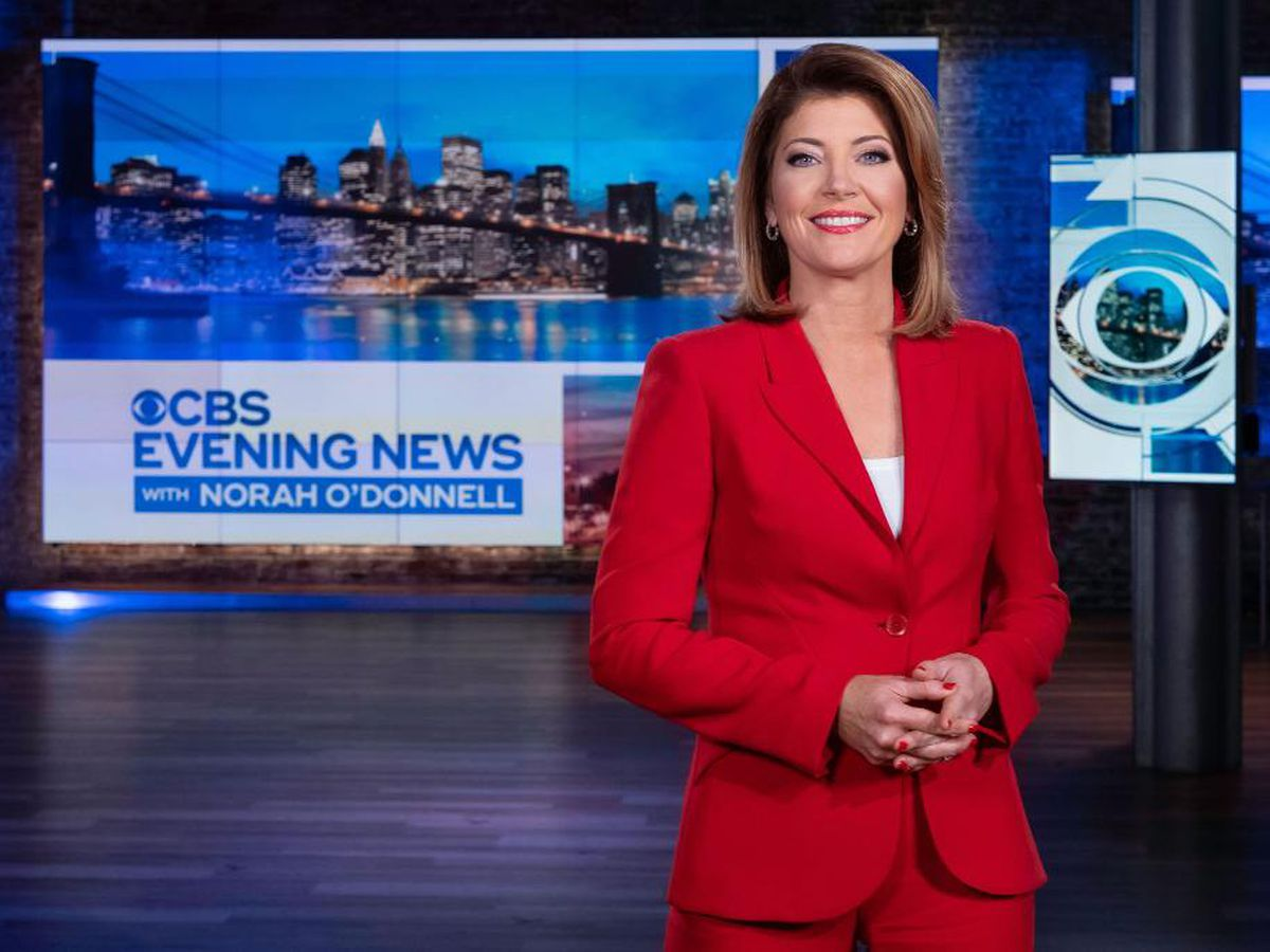 'CBS Evening News with Norah O'Donnell' begins July 15