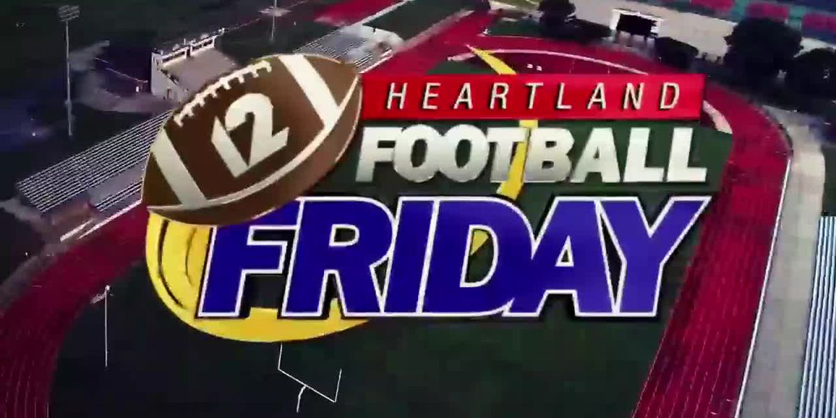 Heartland Football Friday Week 9 10/12 - clipped version