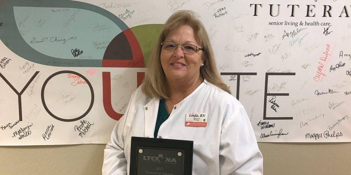 Coulterville, IL nurse named Named Director of Nursing of the Year