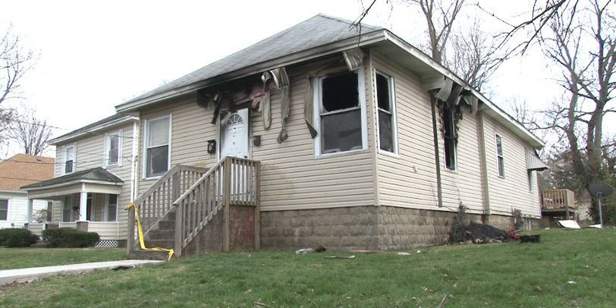Man sentenced to prison for setting a fire at a Carbondale home
