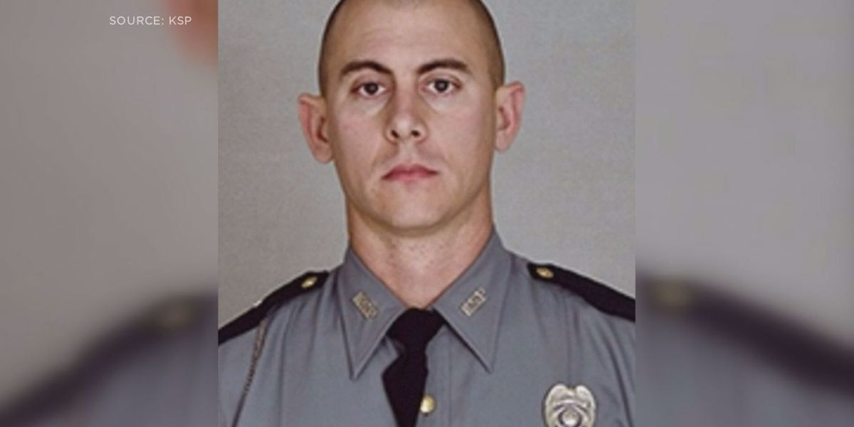 Ky. State Police to lay wreath on anniversary of Trooper Ponder's death