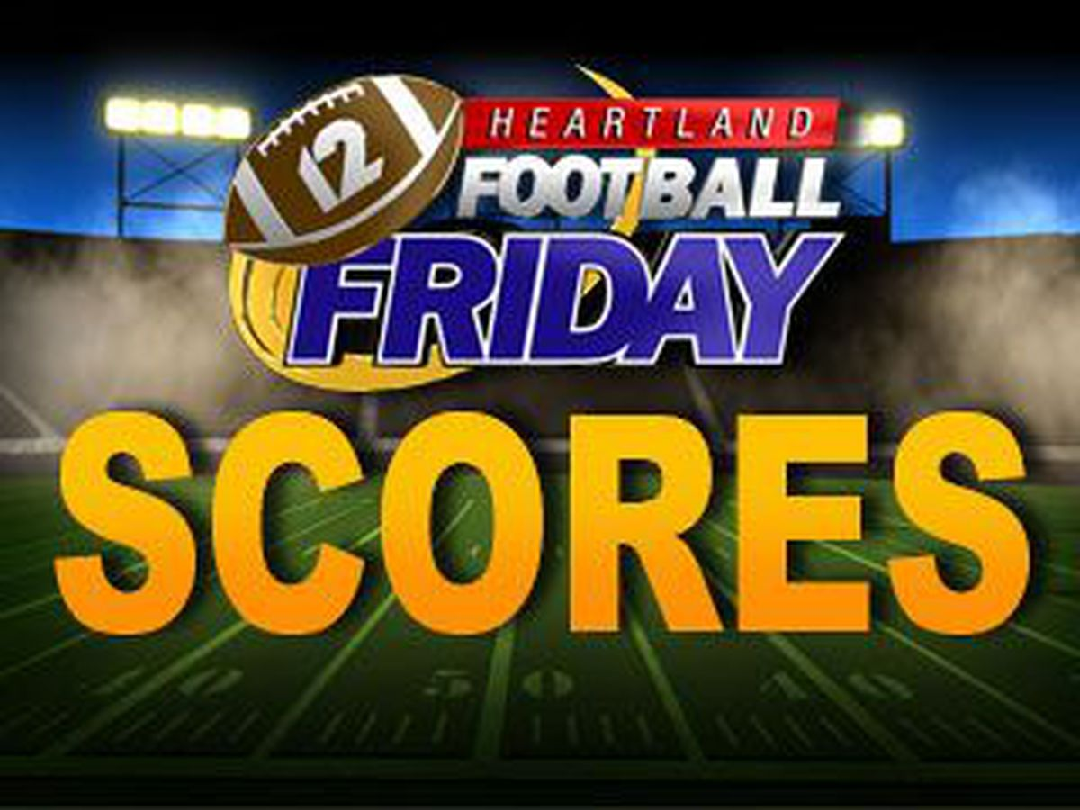 Heartland Football Friday Week 5 final scores