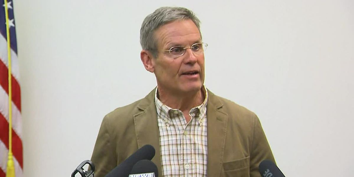 Gov. Bill Lee issues statewide 'safer-at-home' order closing all non-essential businesses