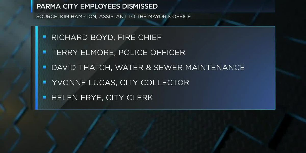 Parma, MO officials fired