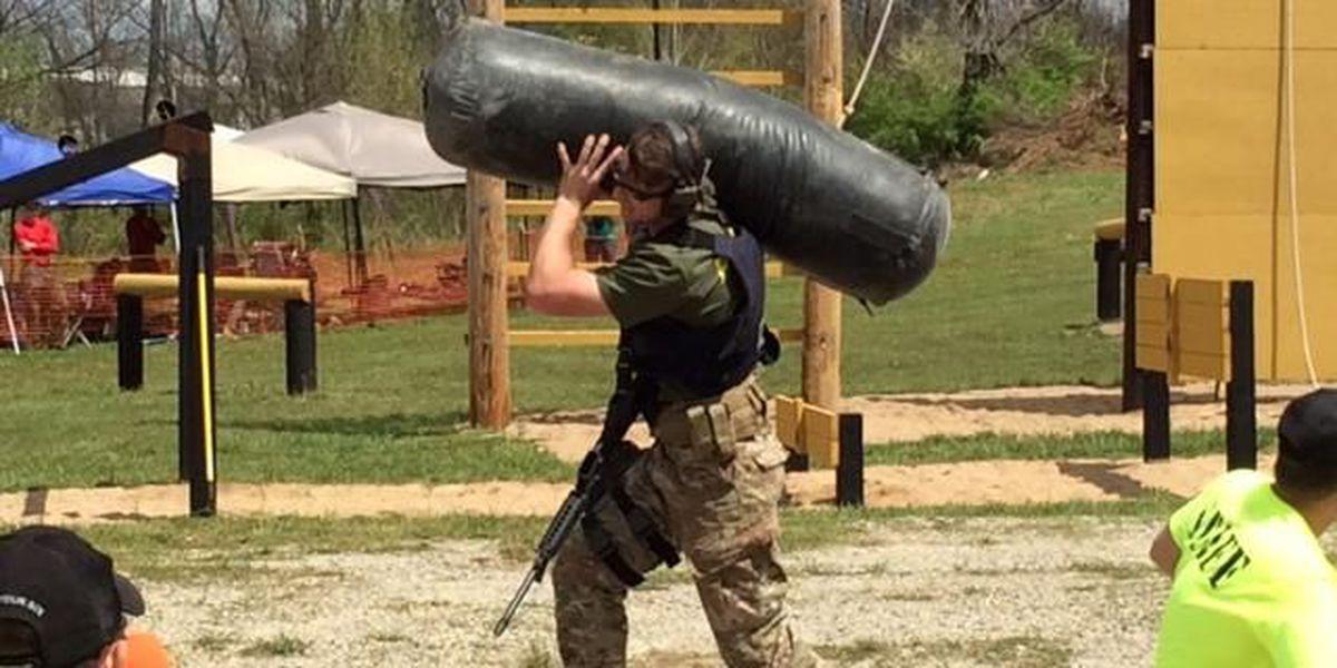 SWAT Challenge in Fredericktown honors fallen deputy