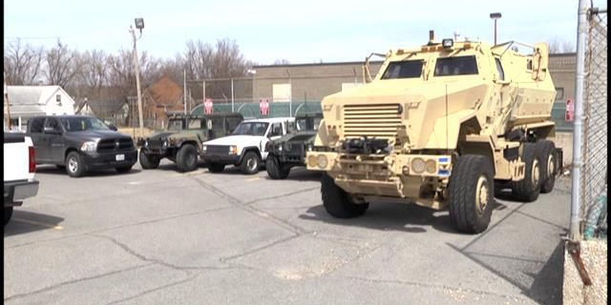 Armored vehicle to protect during active shooter situations