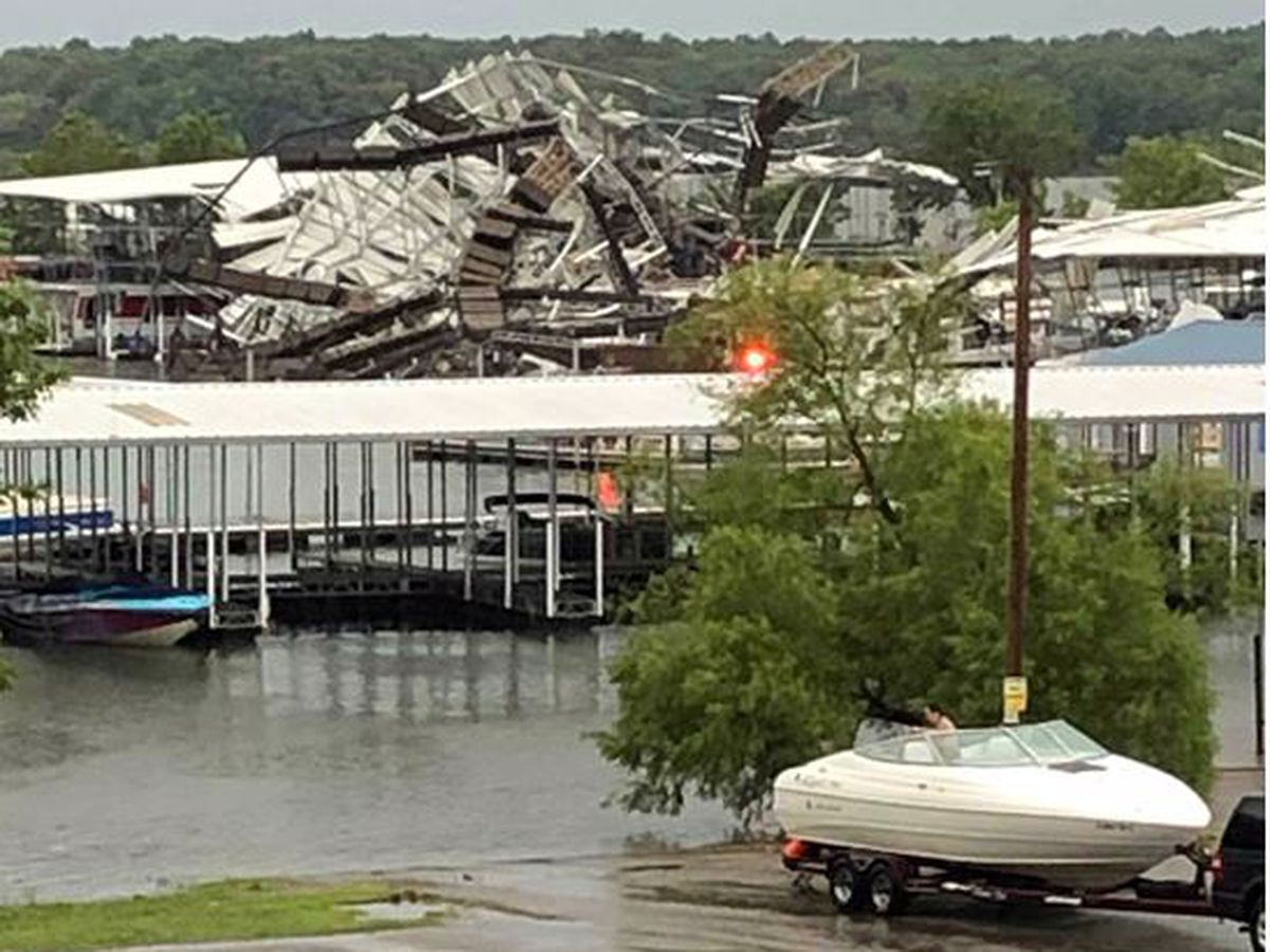 NWS: Damage from multiple EF1 tornadoes, microburst in western Ky.