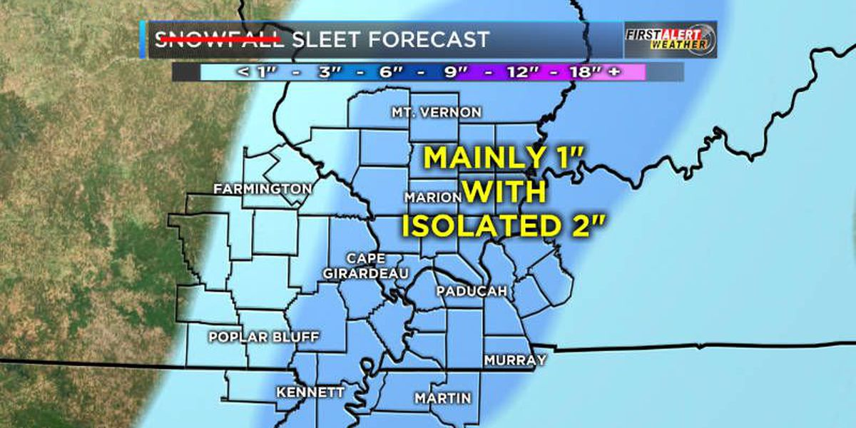 FIRST ALERT ACTION DAY issued today for freezing rain