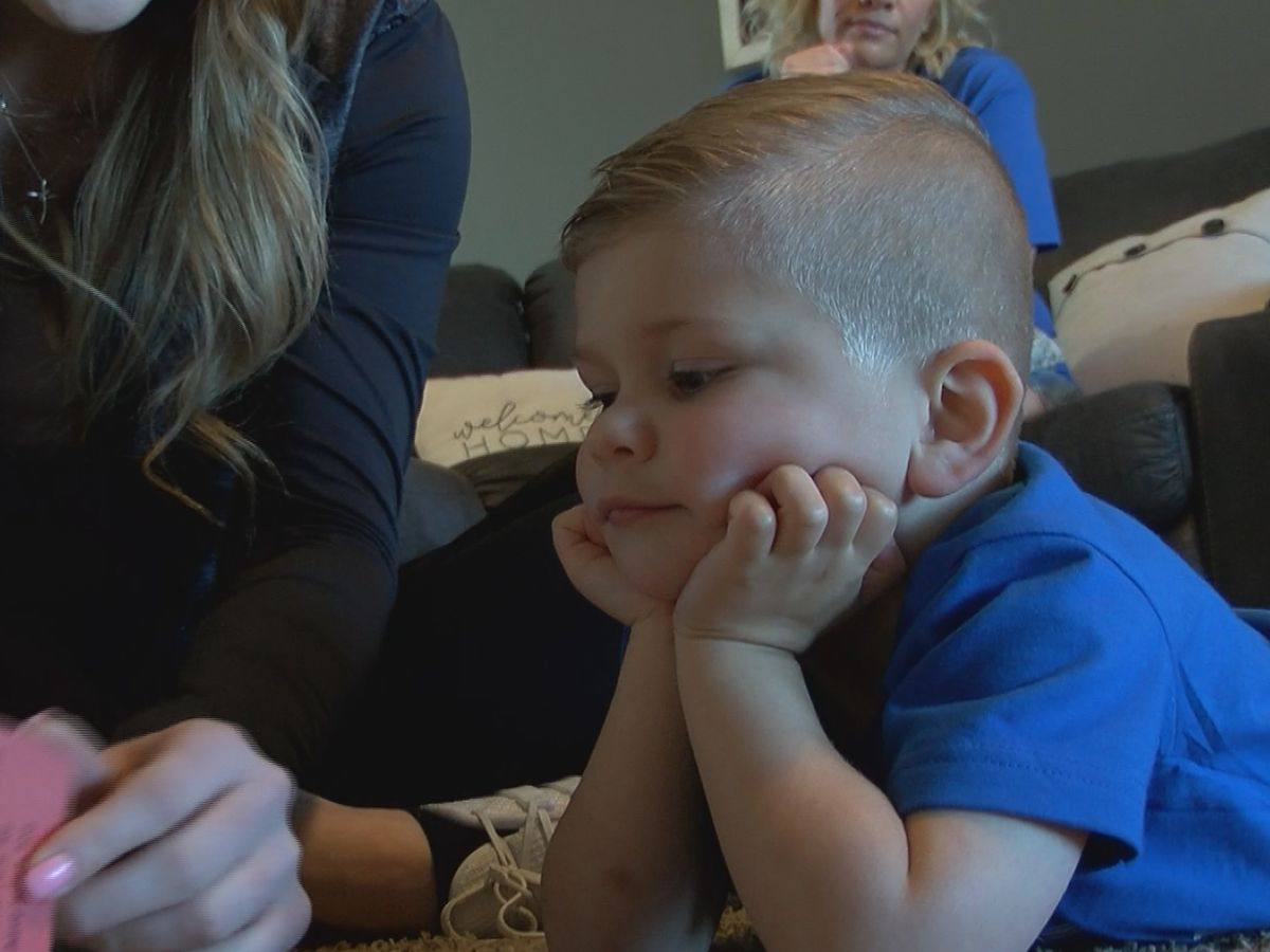 Union Co., Ill. family raises awareness about speech disorder on Apraxia Awareness Day