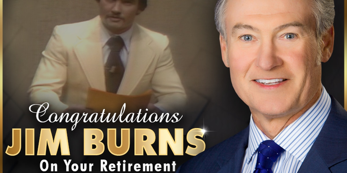 12/20/18 - Jim Burns: Congratulations on an Outstanding Career!