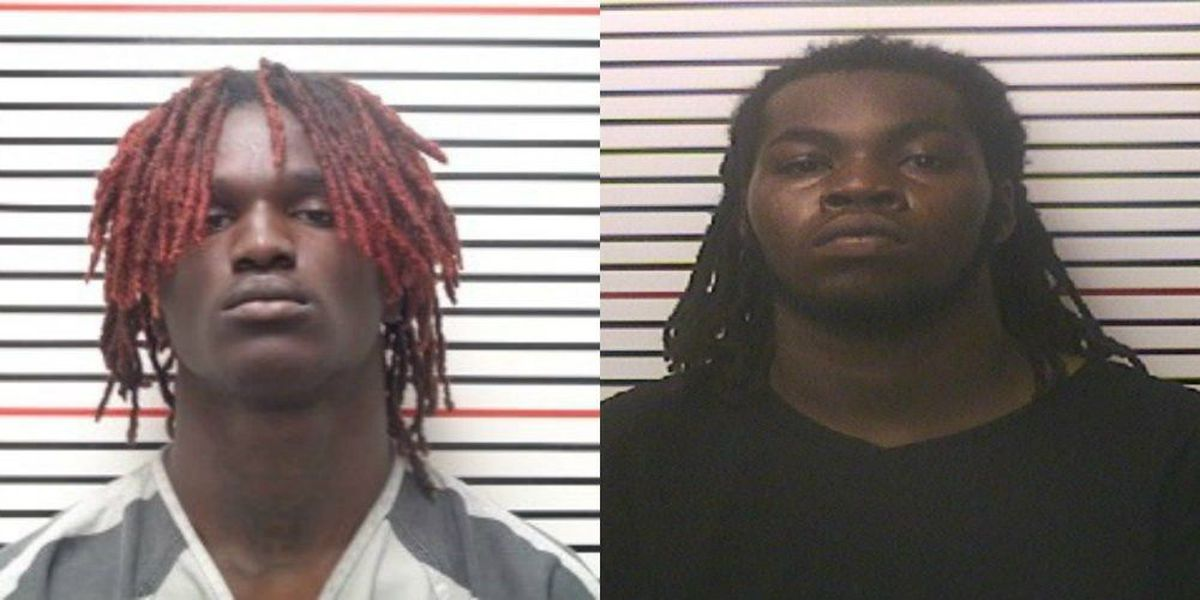 2 Carbondale, IL men arrested after reported vehicle burglary