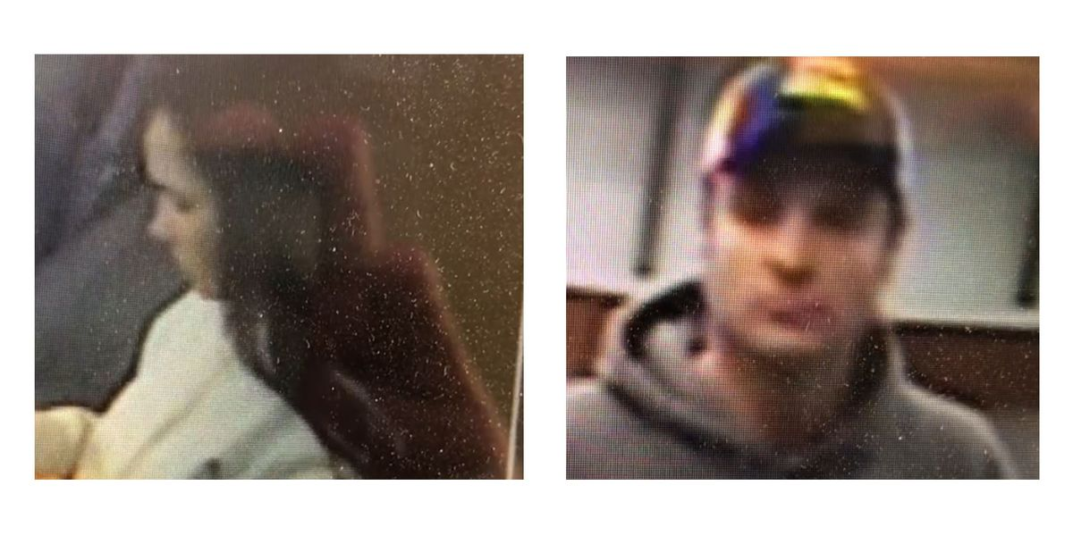 2 suspects wanted for scamming, intimidating 2 elderly women