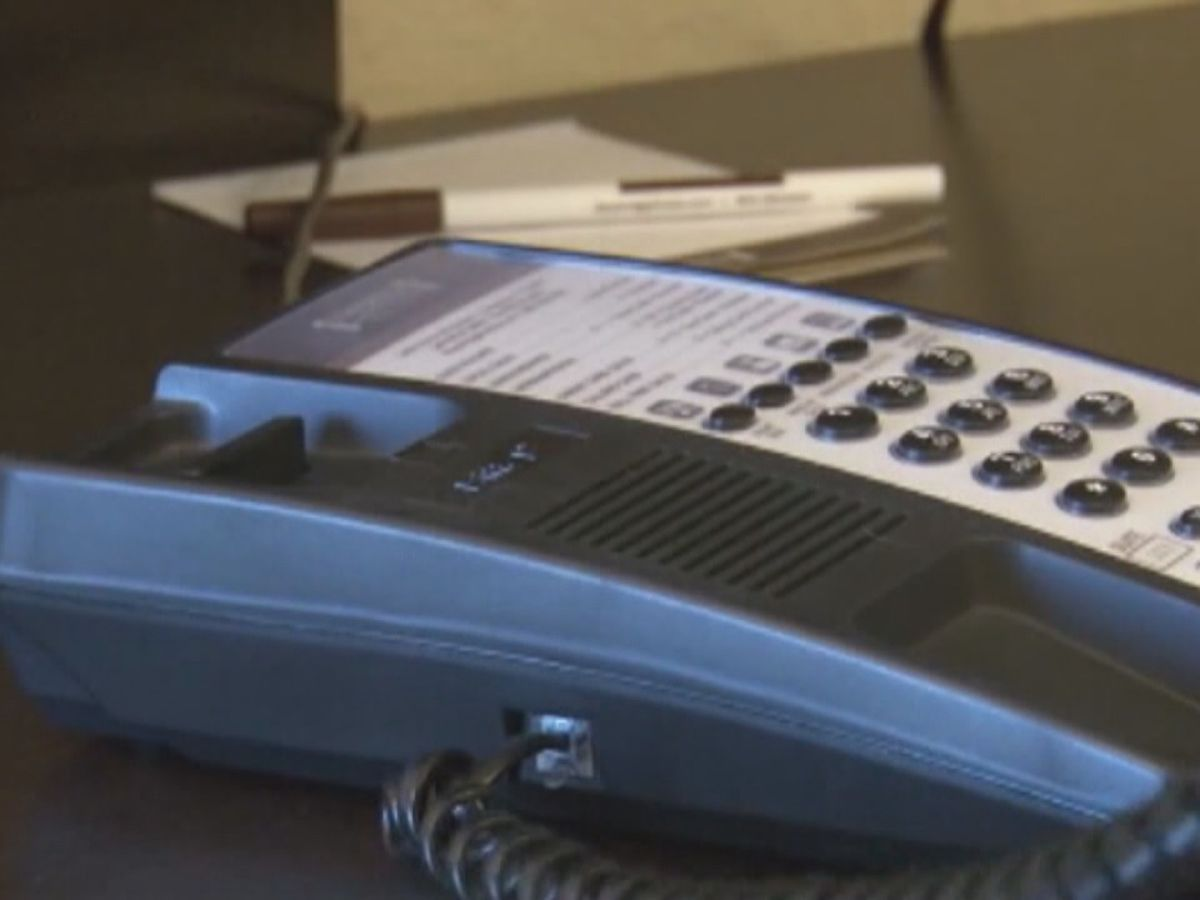 Cape Girardeau Police dispatch dealing with phone issues
