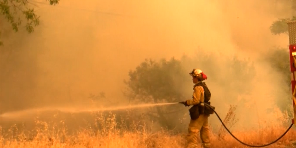 How Heartland firefighters get sent out west for wildfires