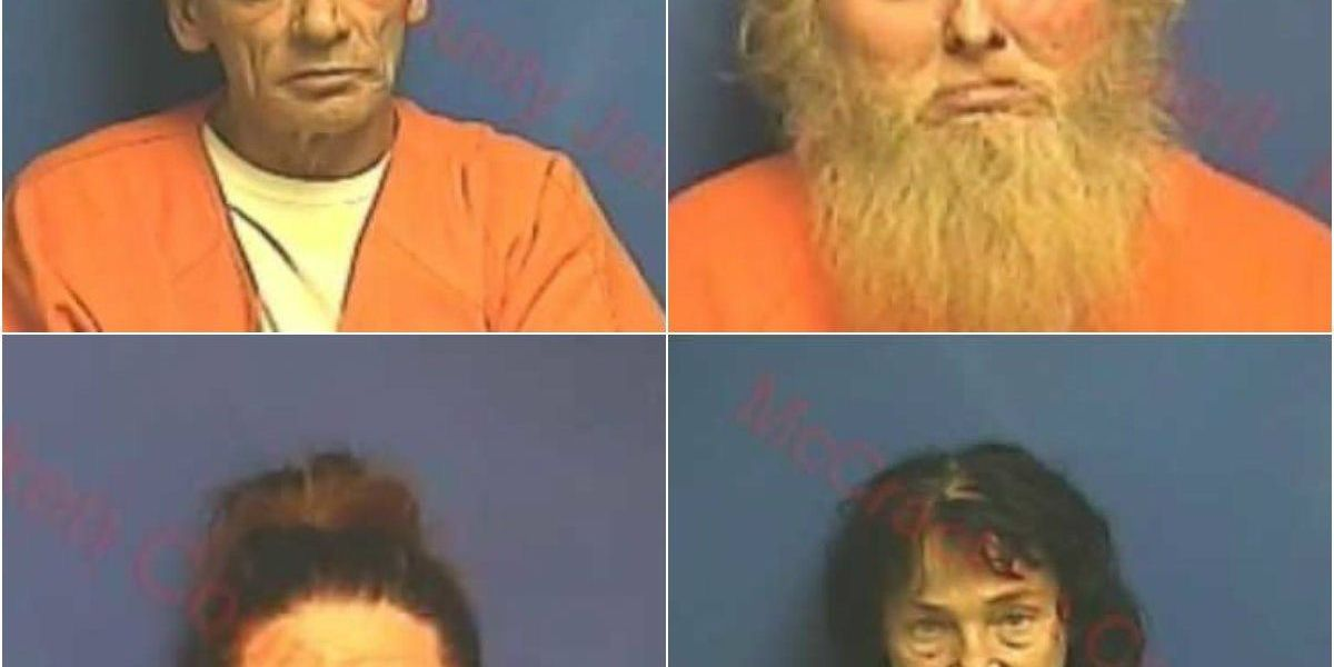 5 Paducah, KY residents arrested in McCracken Co. on drug charges