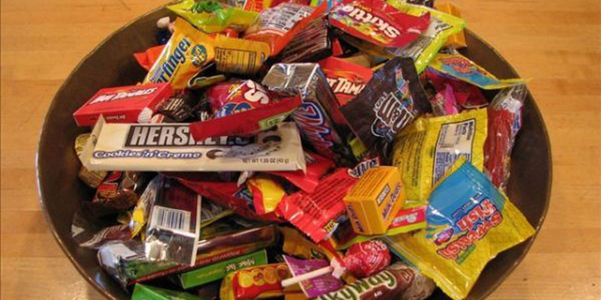 Dirty candy: Trick-or-treating for candy or germs?