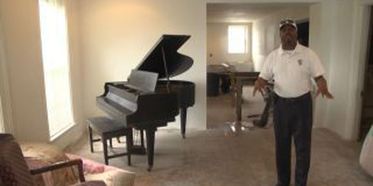 Cairo man restores home, continues revitalization efforts