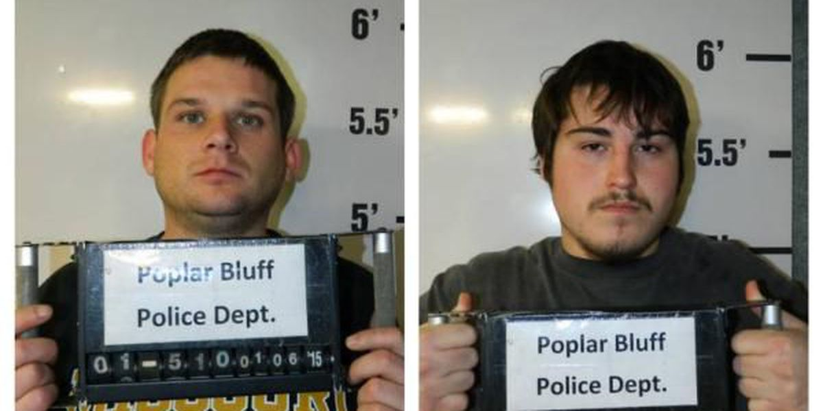 2 men accused of flushing neighbor's expensive fish