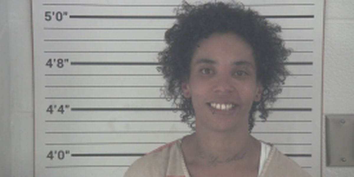 Police: Woman on drugs breaks into Newport home, hides in attic
