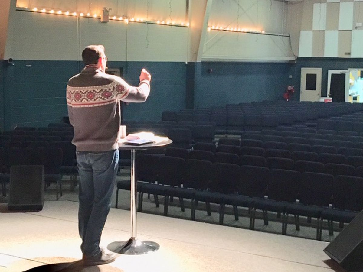 Heartland churches use Facebook to reach people for services due to icy roads