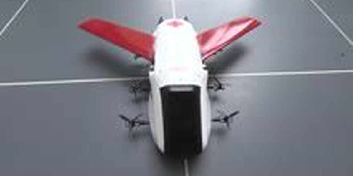 Drone ambulances described as future of emergency response