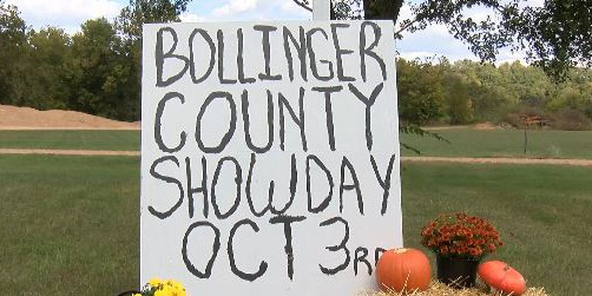 Heartland resident hosts Bollinger County Show Days
