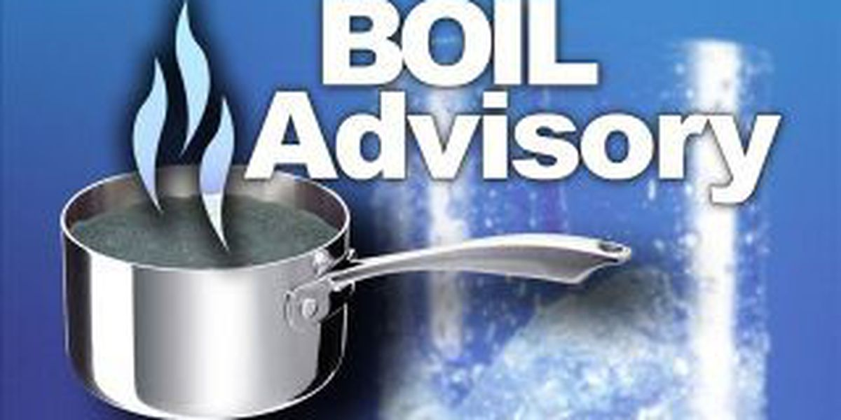 City of Holcomb under boil water order