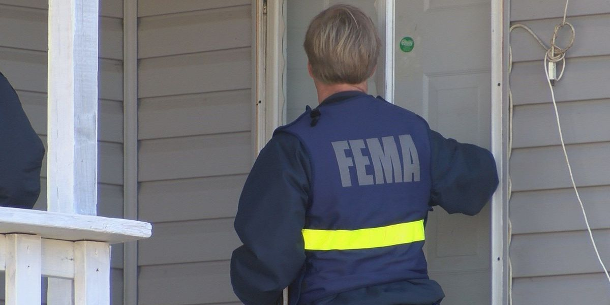March 21 announced as deadline to register for federal disaster/flood aid