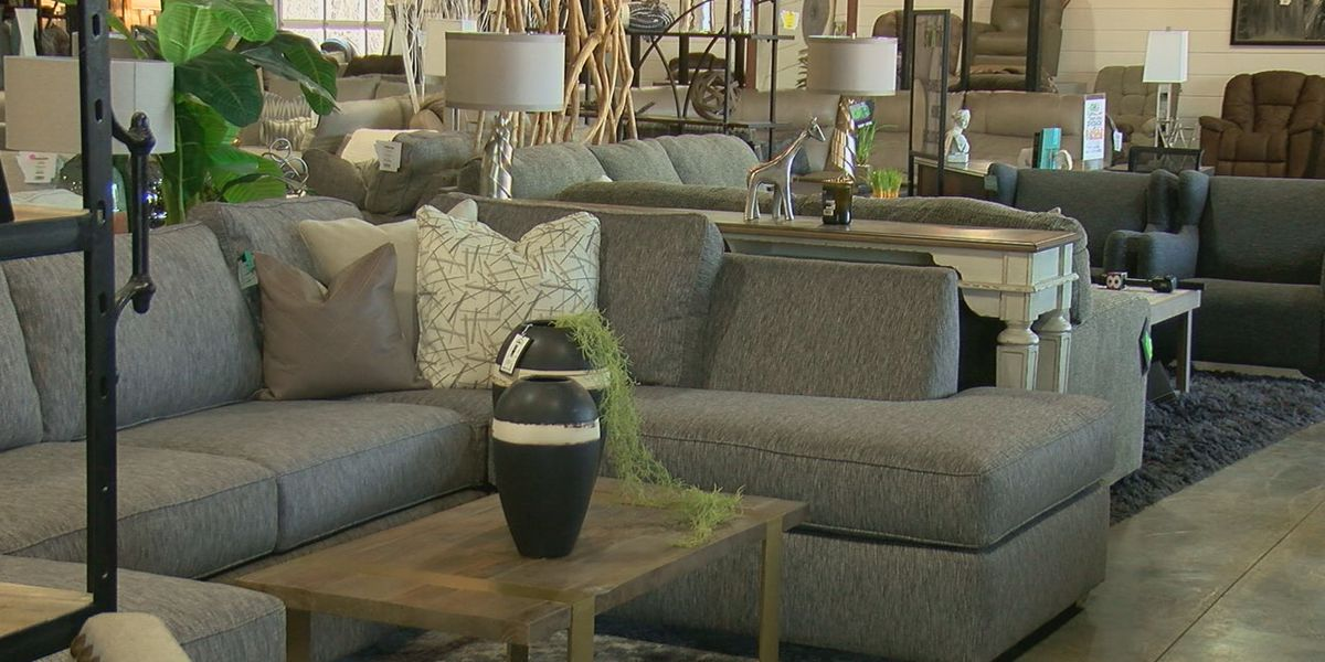 Furniture manufacturers can't meet the demand