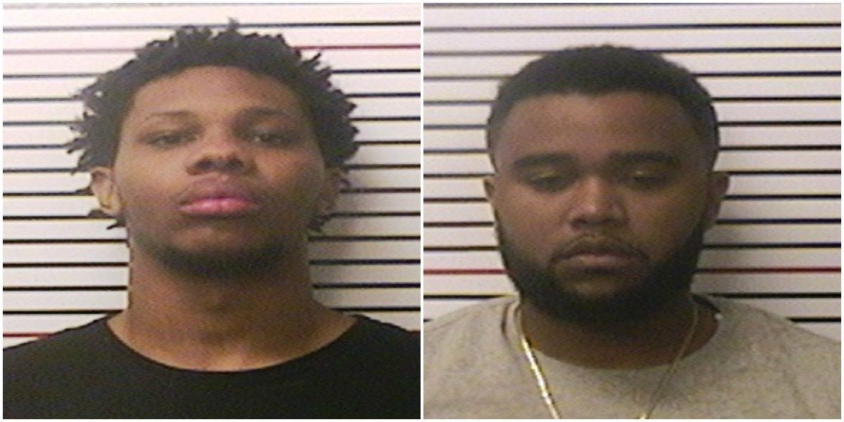 2 charged after running from officers in Carbondale
