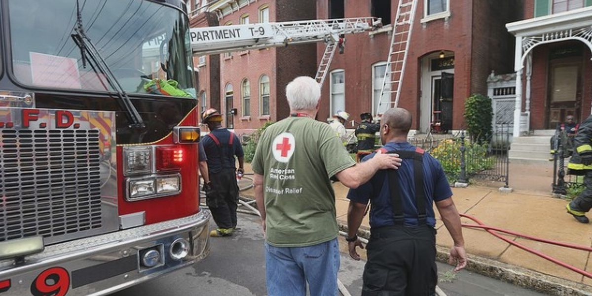 Red Cross urge smoke alarms as deadly fires rise