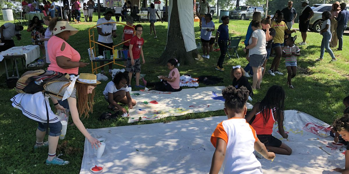 Cape Community Arts Day held at Ranney Park