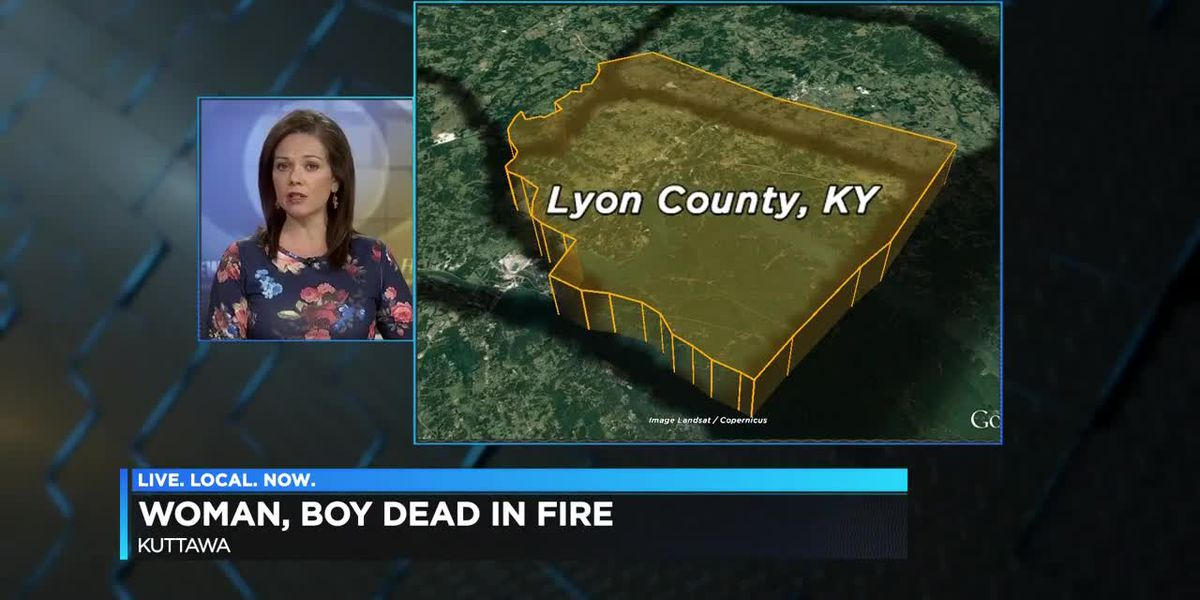 Woman and baby killed in mobile home fire