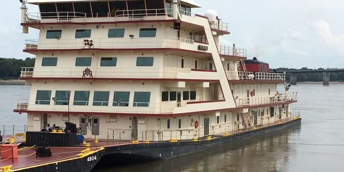 Army Corps River Commission stops in Cape Girardeau for inspection