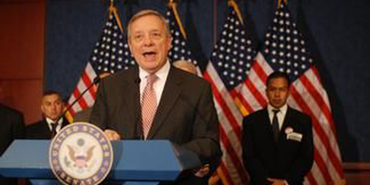 IL Sen. Durbin announces $2.8M in funding for housing/community development