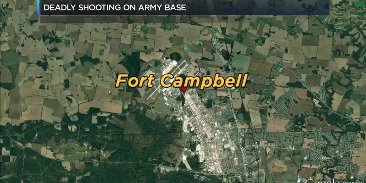 Deadly shooting at Fort Campbell