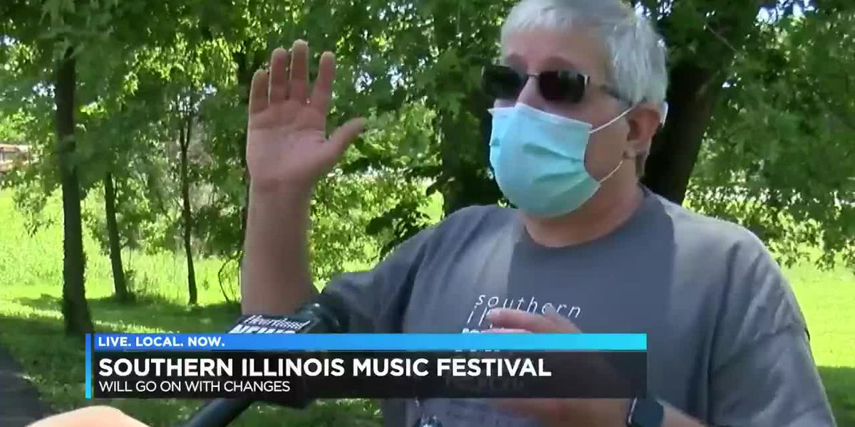 Southern Illinois Music Festival is a go, with a few changes