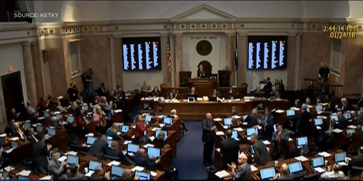 Ky. House passes $23 billion spending plan