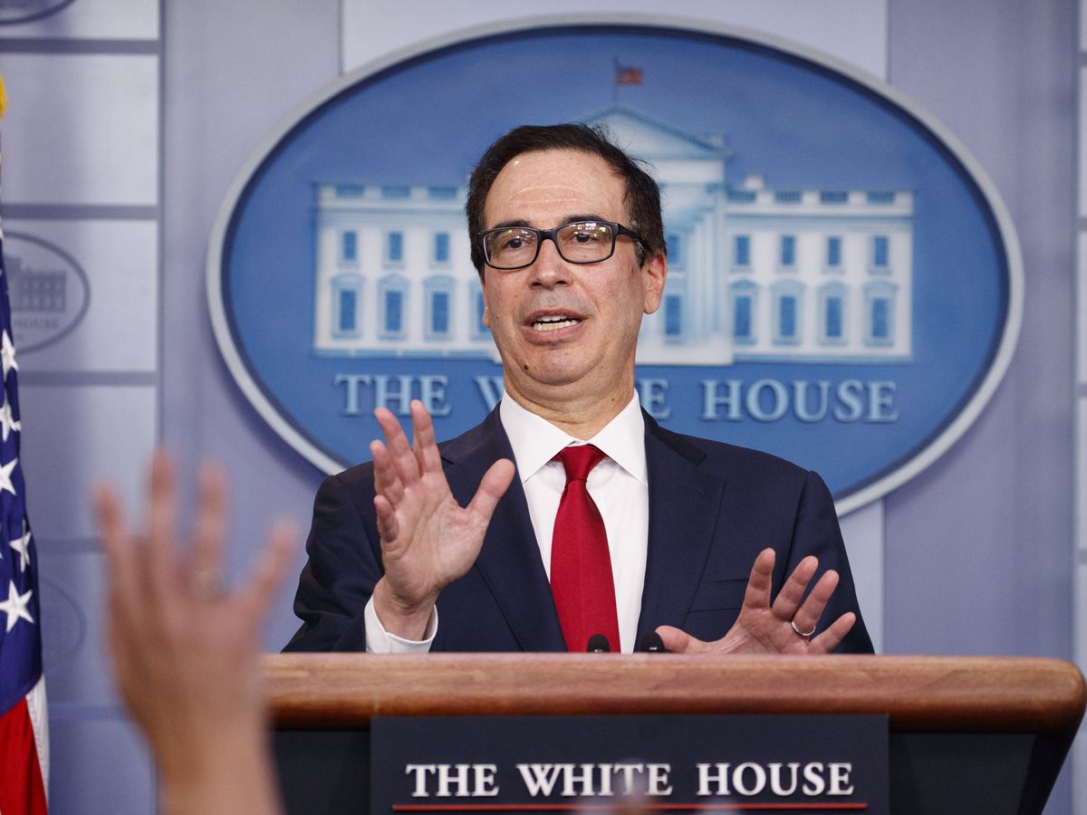 Mnuchin: Negotiators agree on core elements of budget, debt limit deal