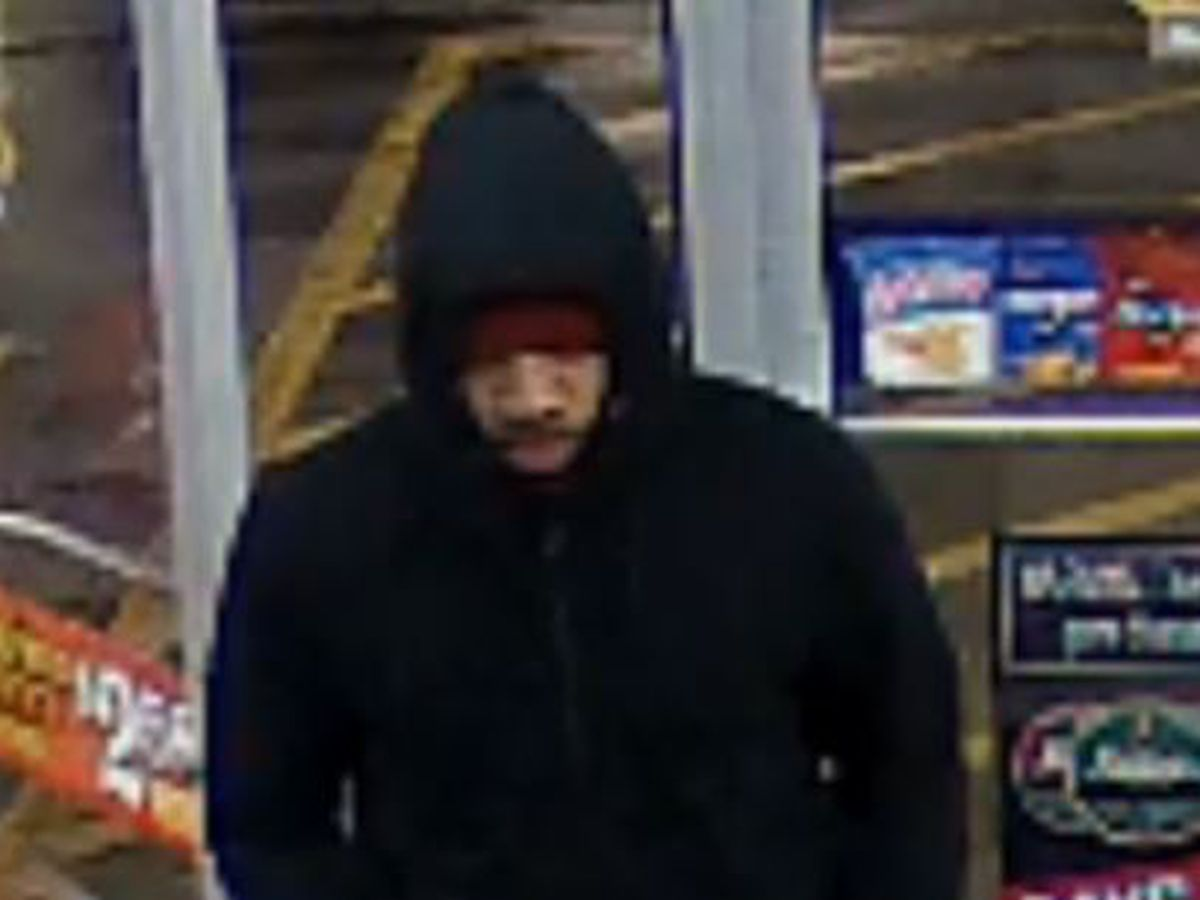 Man wanted for Paducah convenience store robbery