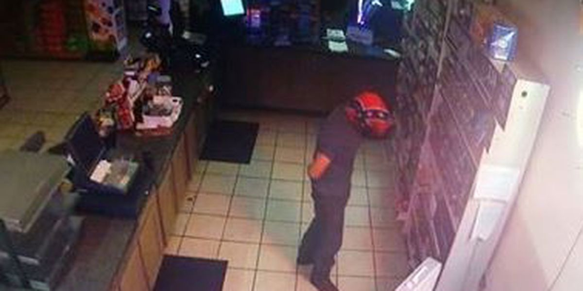 WANTED: Suspect burglarizes gas station in Marshall Co., KY