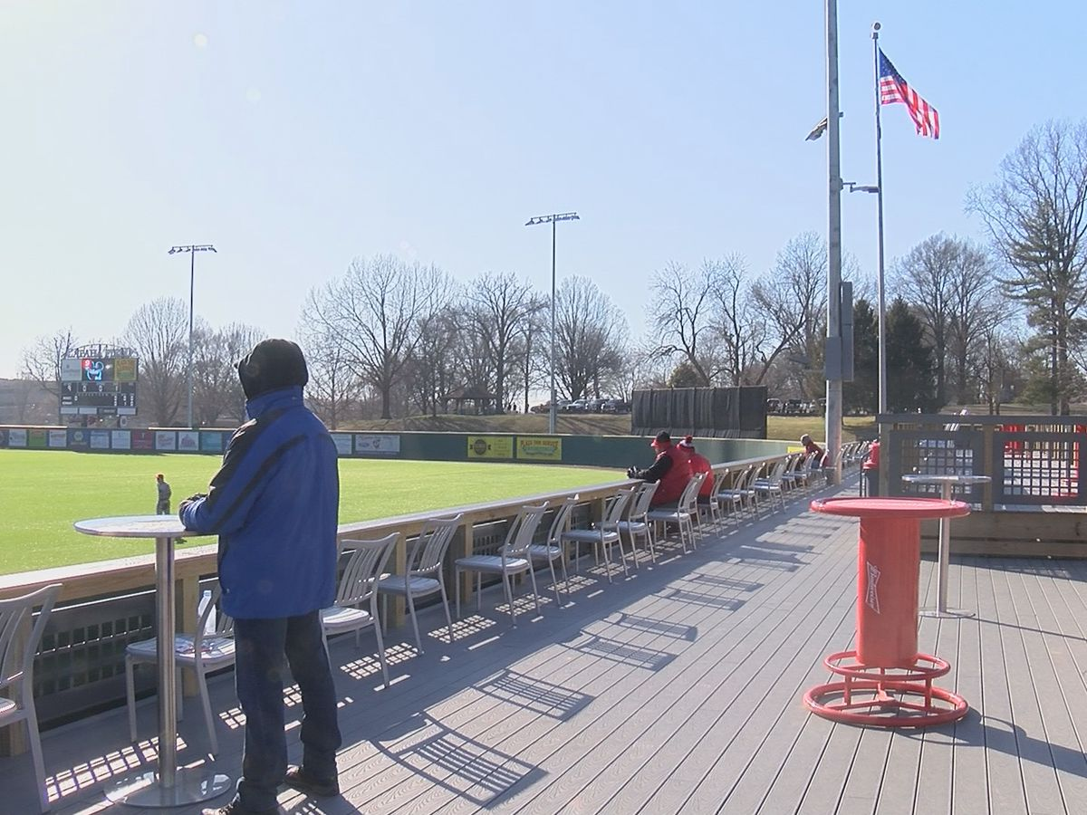 New features and ticket fee at Capaha Field