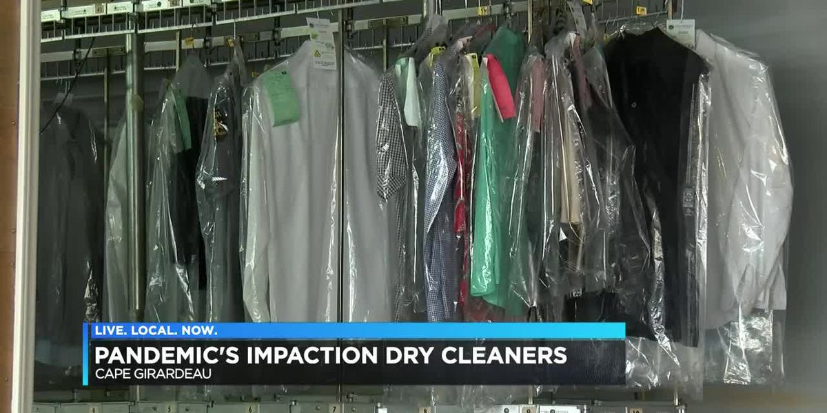 Heartland dry cleaning businesses feel the impact of COVID-19