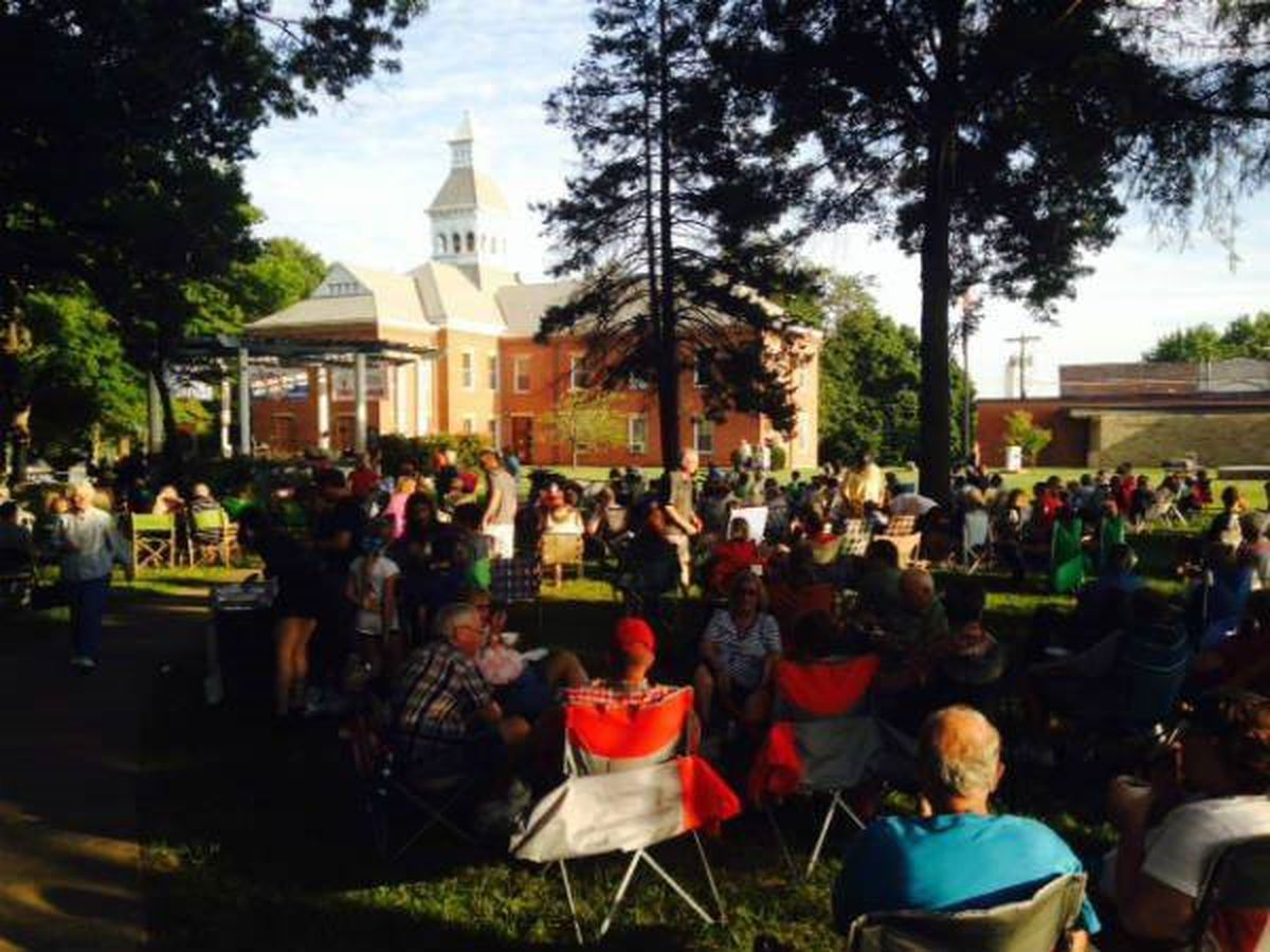 Tunes at Twilight spring series returns, moves to River Campus park