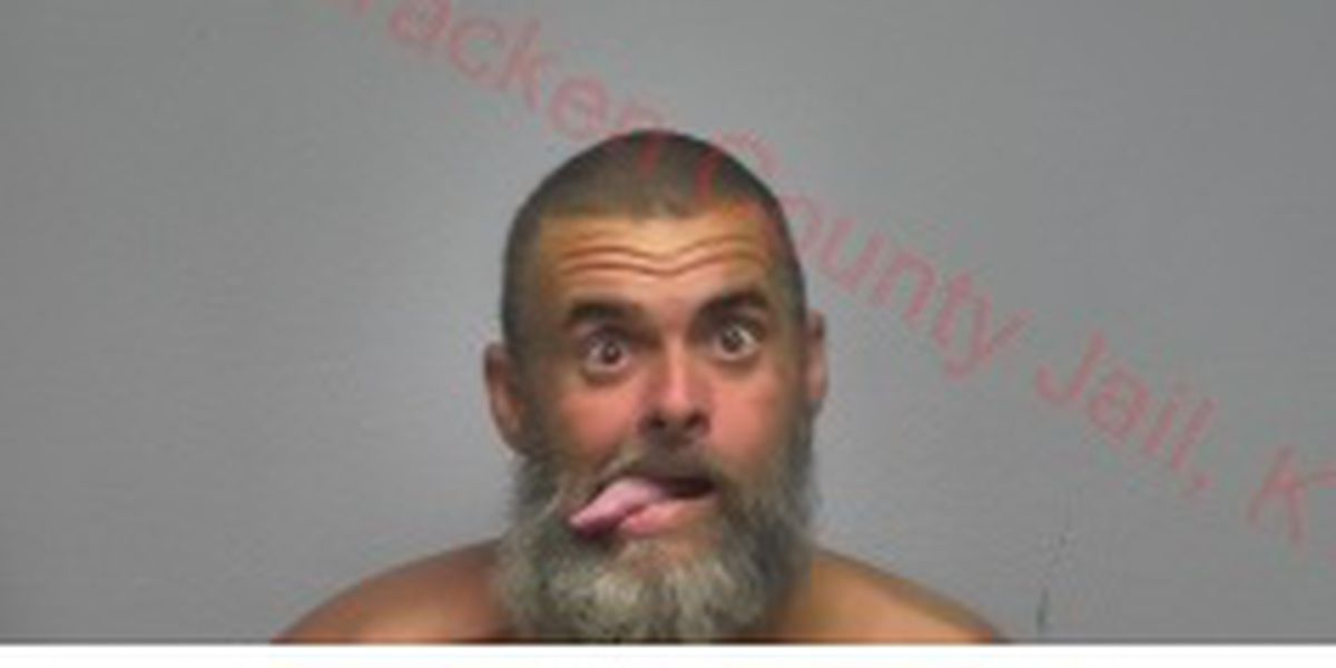Man arrested for arson in McCracken Co., Ky.