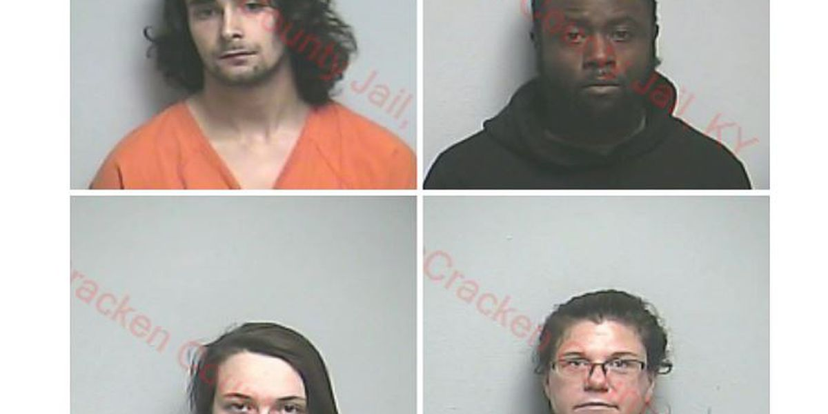 New proactive efforts lead to 7 arrests in McCracken Co.