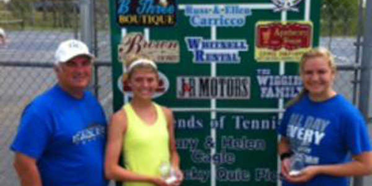 Graves Co. High School tennis team has 'very successful event'